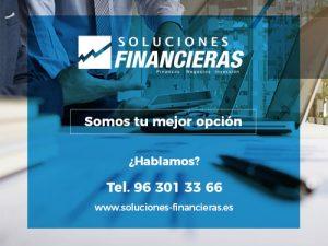 soluciones financieras en valencia